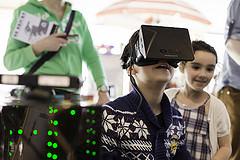 Oculus Boy